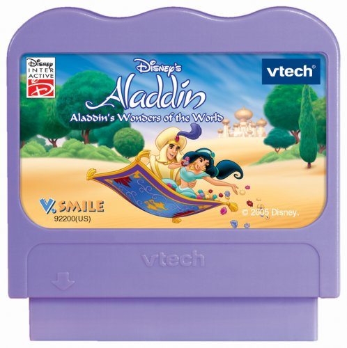 VTech - V.Smile Smartridge Aladdin for sale  Delivered anywhere in USA