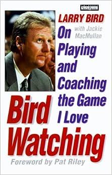 Bird Watching: Basketball Celtics