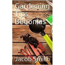 Gardening Tips Begonias