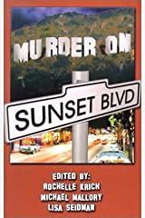 Murder on Sunset Boulevard Paperback