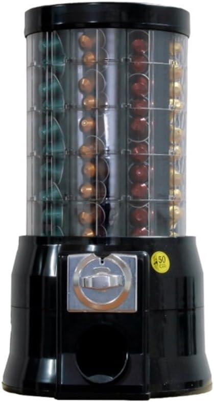 Willycof&tea Maquina Vending de cápsulas Nespresso: Amazon.es: Hogar