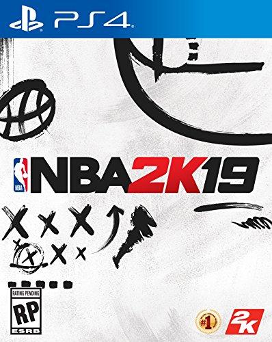 Video Games : NBA 2K19 - PS4 [Digital Code]