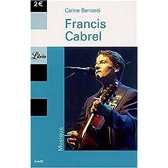 Francis Cabrel (Biographie)
