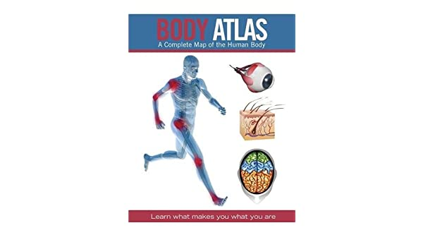 Body Atlas Paperback
