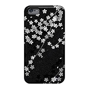 Apple Iphone 6 Plus ApG2606PmNP Customized Attractive Sakura Black Pictures Perfect Hard Phone Case -DeanHubley
