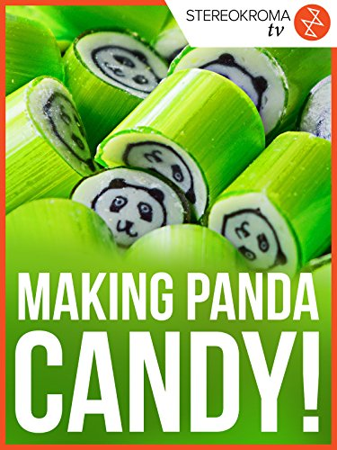 Making Panda Candy -