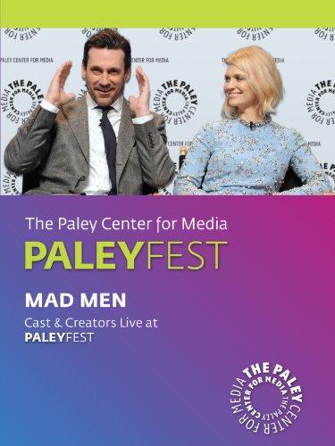 Mad Men: Players & Creators Live at PALEYFEST