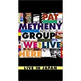 We Live Here - Live in Japan