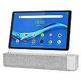 """Lenovo Smart Tab M10 Plus, Tablet Android de 10.3"""", Dispositivo Inteligente con Alexa, procesador Octa-Core, 32 GB de Almacenamiento, 2 GB de RAM, plantinum Gris, ZA6M0018US"""
