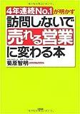 「訪問しないで売れる営業に変わる本」菊原 智明