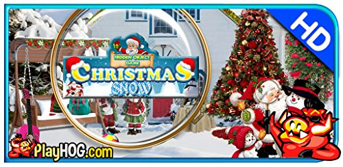 Christmas Snow - Hidden Object Game [Download]