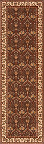 Momeni Rugs PERGAPG-12COO2680 Persian Garden Collection, 100% New Zealand Wool Traditional Area Rug, 2