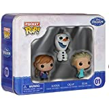 BONECO POP POCKET FROZEN ANNA+OLAF+ELSA 01