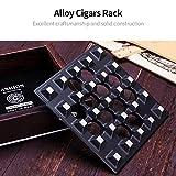 CIGARLOONG Cigar Ashtray Creativity Ebony Wood
