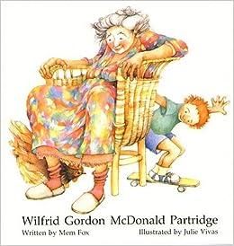 Image result for wilfrid gordon mcdonald partridge book