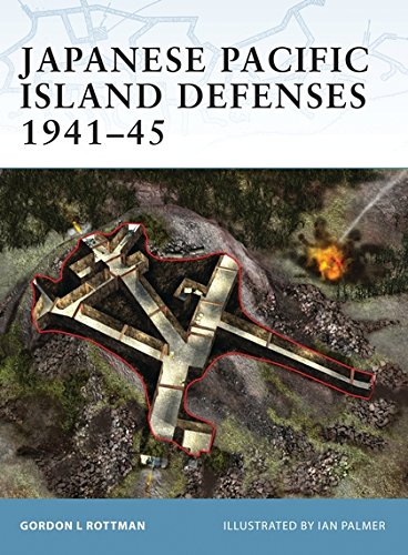 Island Fortress - Japanese Pacific Island Defenses 1941–45 (Fortress)