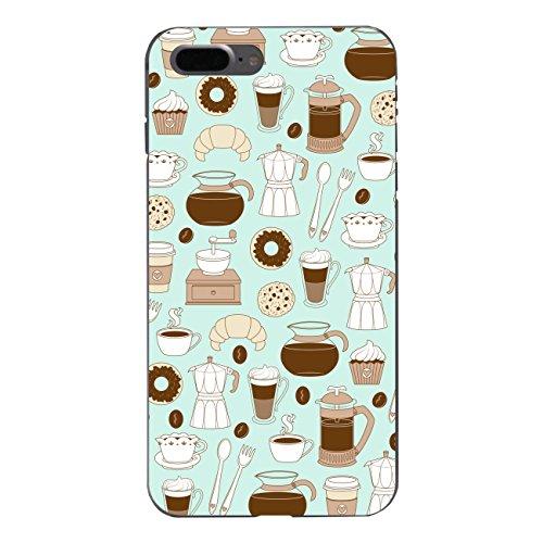 "Disagu SF-sdi-5317_1149#zub_cc6758 Design Schutzhülle für Apple iPhone 7 Plus - Motiv ""Kaffee 02"""