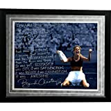 World Cup Soccer United States Framed 16x20 Brandi Chastain Facsimile 'World Cup Game Winning Penalty Kick' Story Photo