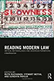 Reading Modern Law, Ruth Margaret Buchanan, 0415568544