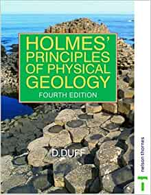 Principles of Physical Geology Holmes Arthur 0177612991
