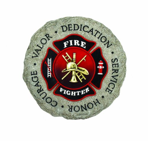 (Spoontiques Firefighter Stepping Stone)