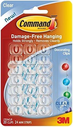 Command Strips 17026 Deco Clip