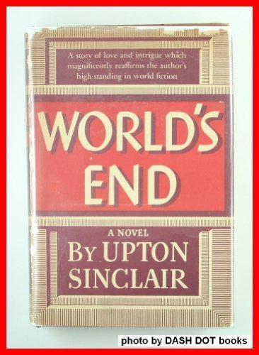 Worlds End Lanny Budd Book Series