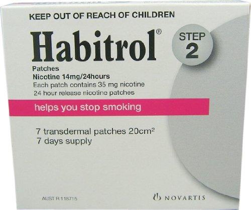 Novartis Nicotine Transdermal System Stop Smoking