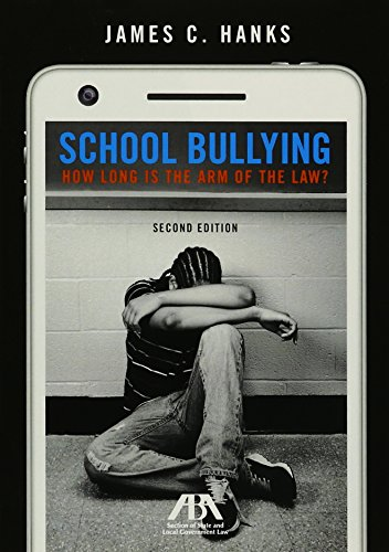School Bullying: How Long is the Arm of the Law