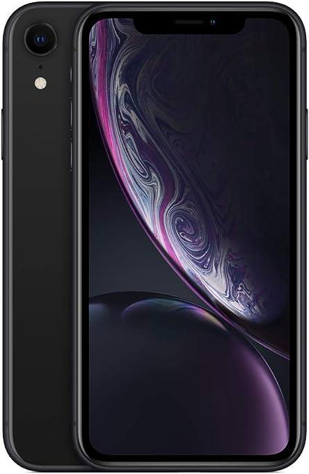 Apple iPhone XR (64GB) - Black: Amazon.co.uk