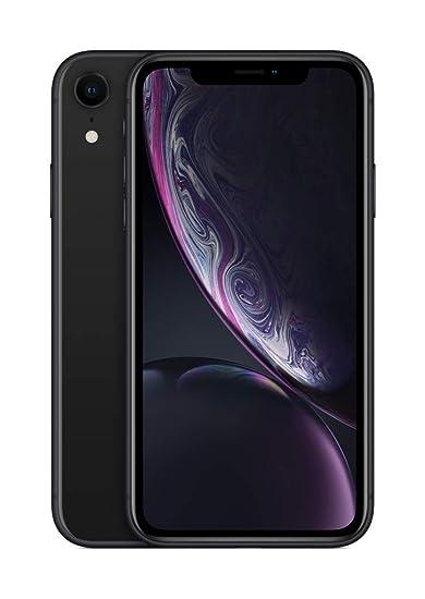 3b614c59cbf Apple iPhone XR (64GB) - Black  Amazon.in  Electronics