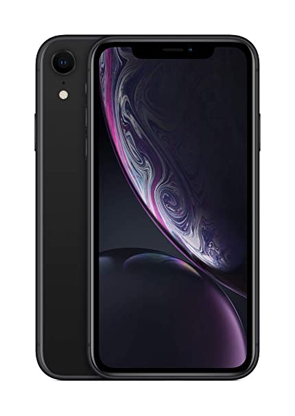 a5f49cf6e49 Apple iPhone XR (64GB) - Black  Amazon.in  Electronics