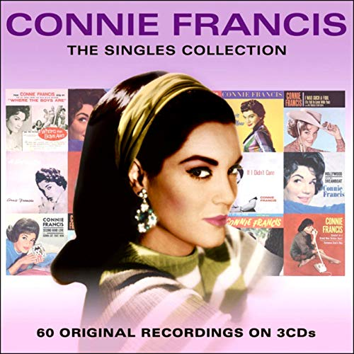 60 Greatest Hits of Connie Francis (3 CD Boxset) (The Best Of Connie Francis)