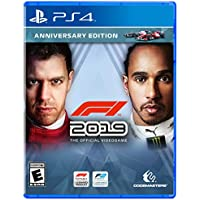 F1 2019 Anniversary Edition for PlayStation 4 by Deep Silver