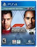 F1 2019 Anniversary Edition - PS4 - PlayStation 4 at Amazon
