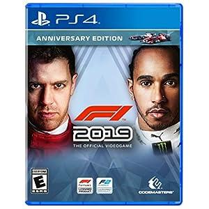 F1 2019 Anniversary Edition Playstation 4