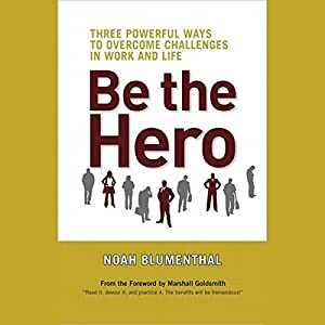 Be the Hero Audiobook