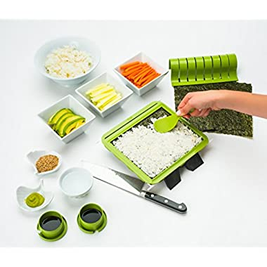 Sushiquik Sushi Making Kit Fun Easy