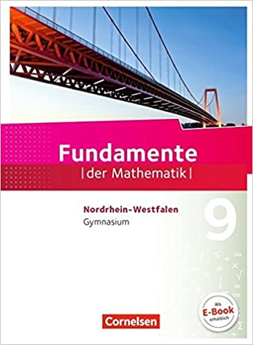 Fundamente der Mathematik 9