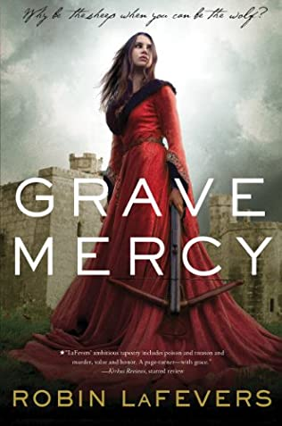 book cover of Grave Mercy