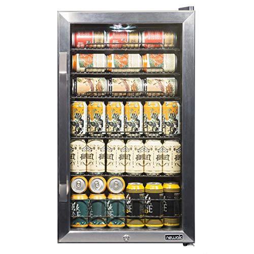 Undercounter Avanti Refrigerator (NewAir AB-1200X Beverage Cooler)
