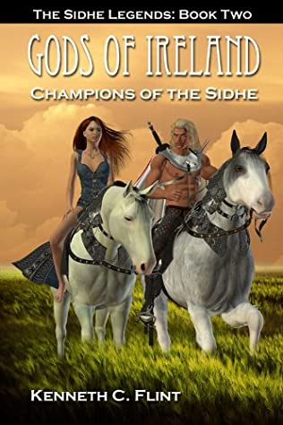book cover of Champions of the Sidhe