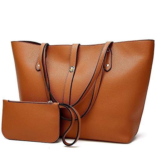 (YNIQUE Satchel Purses and Handbags for Women Shoulder Tote Bags Wallets)