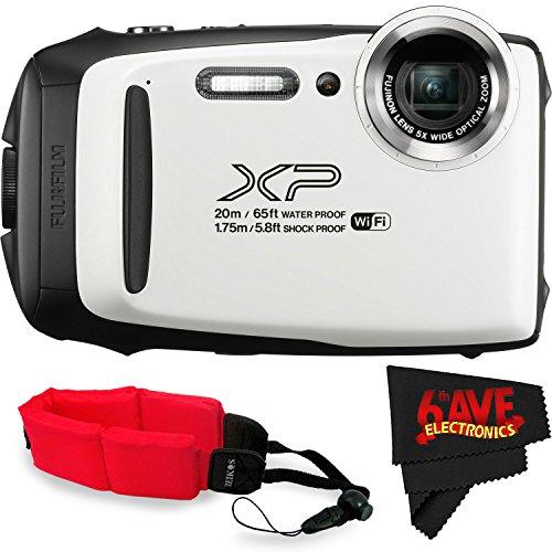 Fuji Cameras Waterproof Xp10 - 8