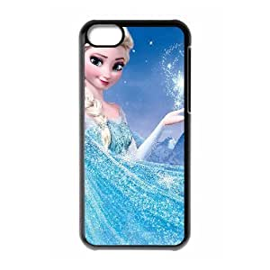 C-EUR Print Frozen Pattern Hard Case for iPhone 5C