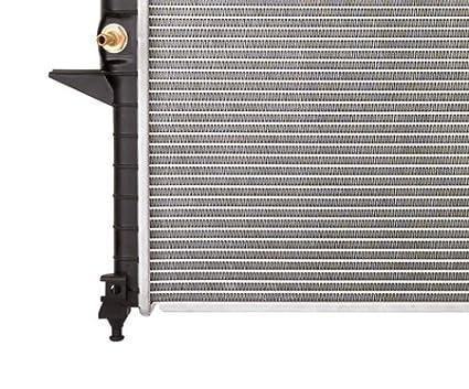 Sunbelt Radiator For Mercedes-Benz ML320 ML430 2190 Drop in Fitment
