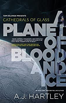 Planet of Blood and Ice by A.J. Hartley YA fantasy book reviews