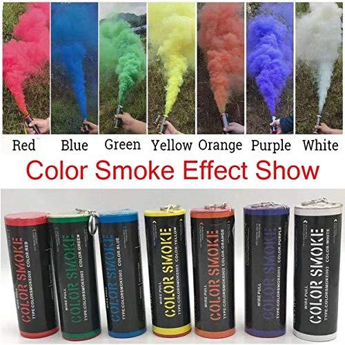 humo de colores para accesorios de fotografía