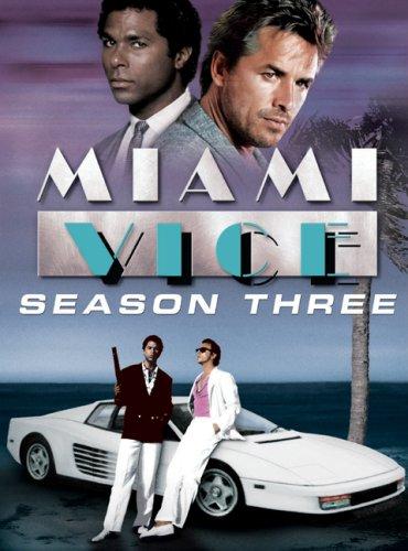 - Miami Vice: Season 3