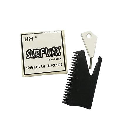 UPSURF Tabla de Surf Cera Set Peinar Para la Tabla de Surf Wax (Mixcolor Round): Amazon.es: Deportes y aire libre